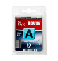 "PUNTI NOVUS TYPE 53 ""A"" 53/10 10MM"