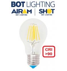 LAMPADA LED STICK CRI-90 E27 7W 2700K