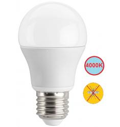 LAMPADA LED GOC. 4000K E27 8,3W ANTIZANZ