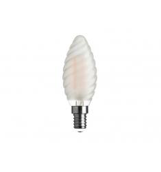 LAMPADA LED FILAM. SMERIG. FROST 4,5W