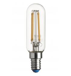 LAMPADA LED FILAM. TRASP. TUB. E14 4,5W