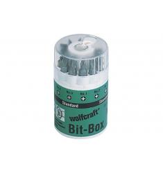 BITS-BOX SOLID 9 INSERTI+ADATT.MAGN.