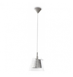 PENDENT MARNE PHILIPS E14 ARGENTO