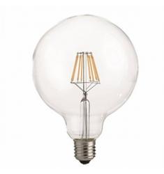 LAMPADA LED GLOBO STICK 6W E27