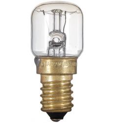 LAMPADA PICCOLA PERA FORNO 25W 300°
