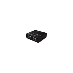 SPLITTER HDMI 1 IN 2 USCITE UHD TV 4K