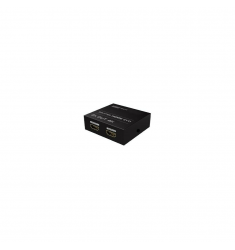 SPLITTER HDMI 1 IN 2 USCITE UHD TV 4K