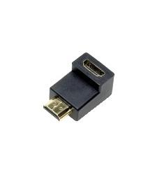 ADATTATORE HDMI SPINA/PRESA 90'