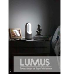 LUMUS TORCIA RICARIC. DI DESIGN