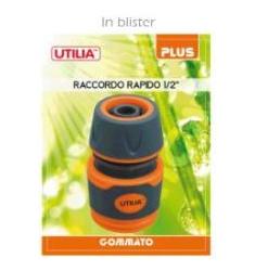 "RACCORDO RAPIDO 1/2"" UTILIA"