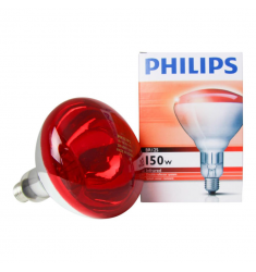 LAMPADA INFRAROSSI PHILIPS E27 150W
