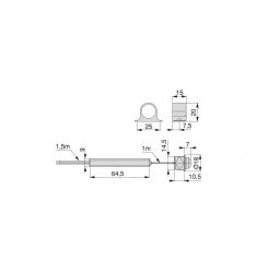 CILINDRO EUROPEO TESA TX80 30-40