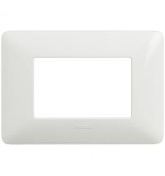 matix - placca 3p bianco