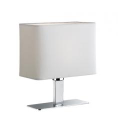 MING LAMP.RETT.CROMO+BIANCO CM23
