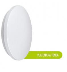 PLAFONIERA LED 28W TONDA 6500K 18000LM